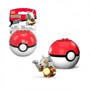 Pokemon Cubone Pokebola - Mega Construx - Mattel GKY73