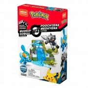 Pokemon Mudkip vs Poochyena - Mega Construx - Mattel GKY93 - DYF09