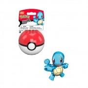 Pokemon Squirtle Pokebola - Mega Construx - Mattel GKY70