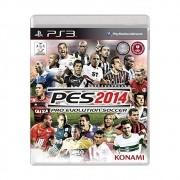 Pro Evolution Soccer 2014 - PES 2014 - PS3 - USADO