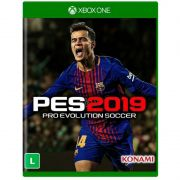 Pro Evolution Soccer 2019 - Pes 19 - Xbox One