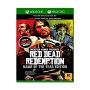 Red Dead Redemption Edição Do Ano - Xbox One - USADO