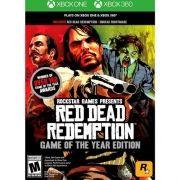 Red Dead Redemption Edição Jogo Do Ano Goty - Xbox 360 - Xbox One