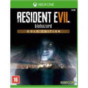 Resident evil 7 Biohazard Gold Edition - Xbox One