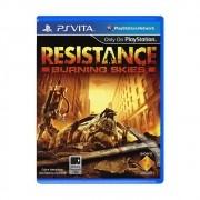 Resistance Burning Skies - PS VITA - USADO