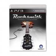Rocksmith Authentic Guitar Games - Ps3 - USADO