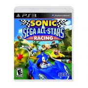 Sonic All Stars Racing - PS3