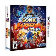 Sonic Boom Fire e Ice - 3DS