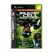 Splinter Cell Chaos Theory - Xbox Clássico - USADO