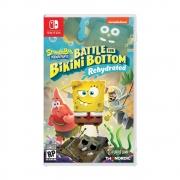 Spongebob Squarepants: Battle For Bikini Bottom Rehydrated Nintendo Switch