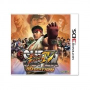 Super Street Fighter 4 3d Edition - 3DS - USADO