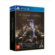 Terra Media Sombras Da Guerra ( Edição Exclusiva ) - PS4