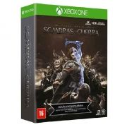 Terra Media Sombras Da Guerra ( Edição Exclusiva ) - Xbox One