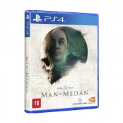 The Dark Pictures Anthology Man of Medan - PS4
