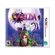 The Legend Of Zelda Majoras Mask 3d - 3DS