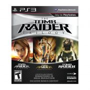 The Tomb Raider Trilogy - PS3