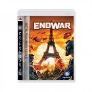 Tom Clancys End War - PS3 - USADO