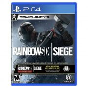 Tom Clancys Rainbow Six Siege Deluxe Edition - PS4