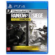 Tom Clancys Rainbow Six Siege  ( Edição Avançada) - PS4