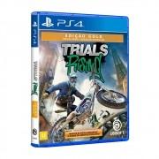 Trials Rising Edição Gold - PS4