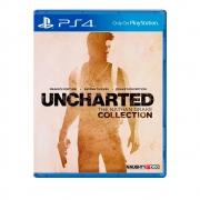 Uncharted The Nathan Drake Collection - PS4 - USADO