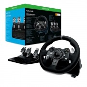 Volante Logitech G920 Driving Force - Xbox One / Pc