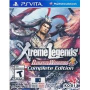 Xtreme Legends Dynasty Warriors 8 Complete Edition - PS VITA
