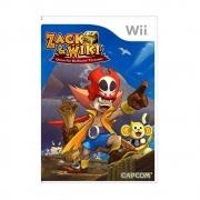 Zack & Wiki - Quest For Barbaros' Treasure - Wii - USADO