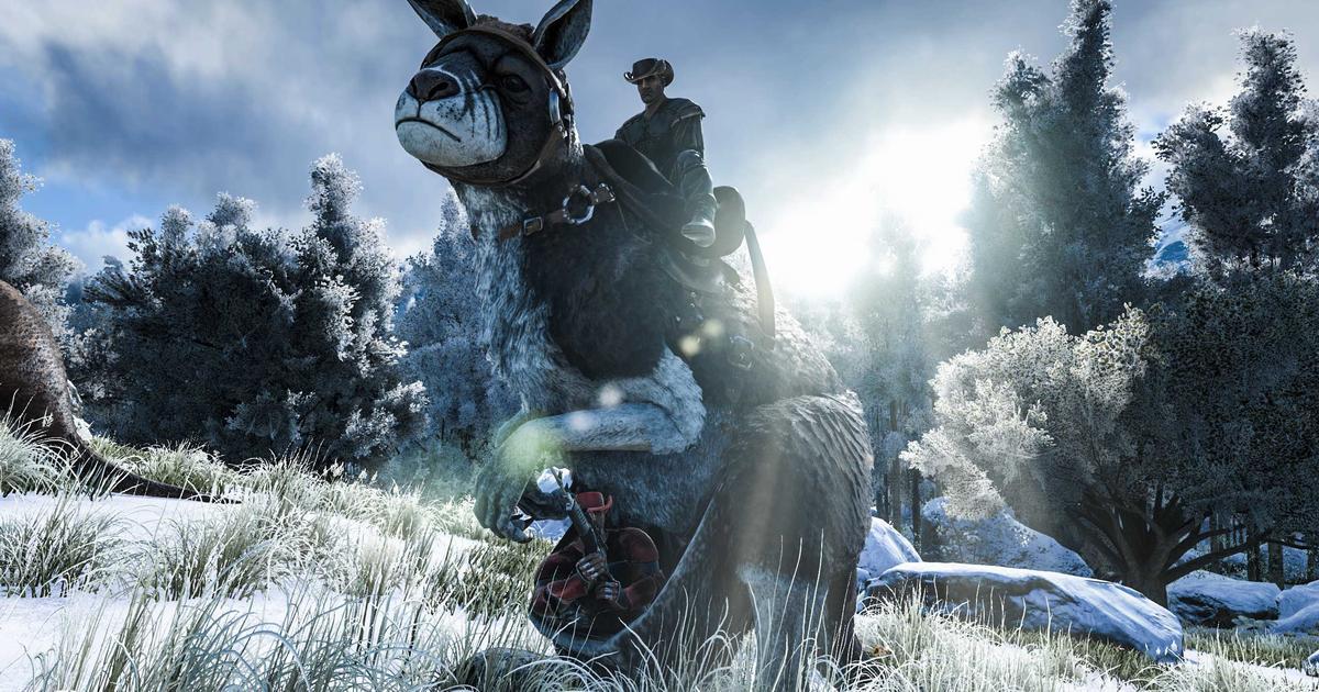 Ark Survival Evolved - PS4