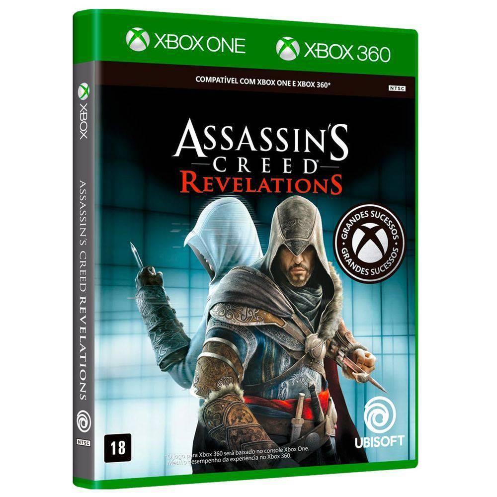 Assassins Creed Revelations - Xbox 360 / Xbox One