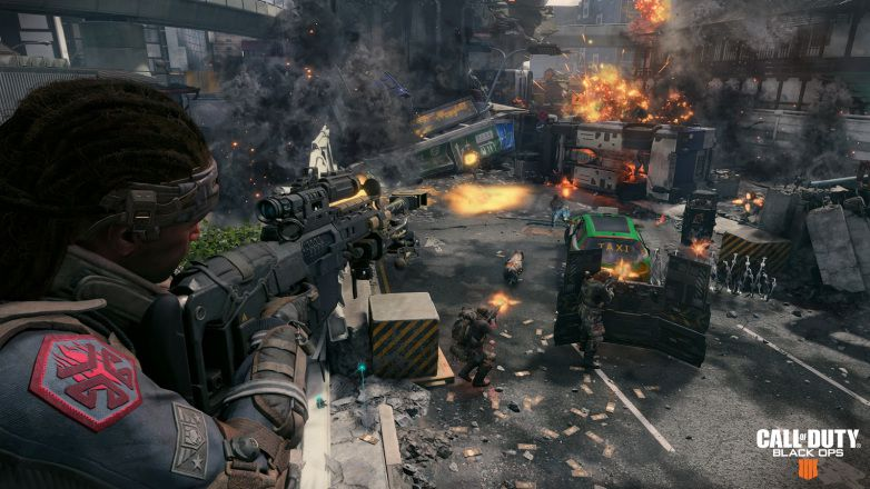 Call Of Duty Black Ops 4 - Xbox One