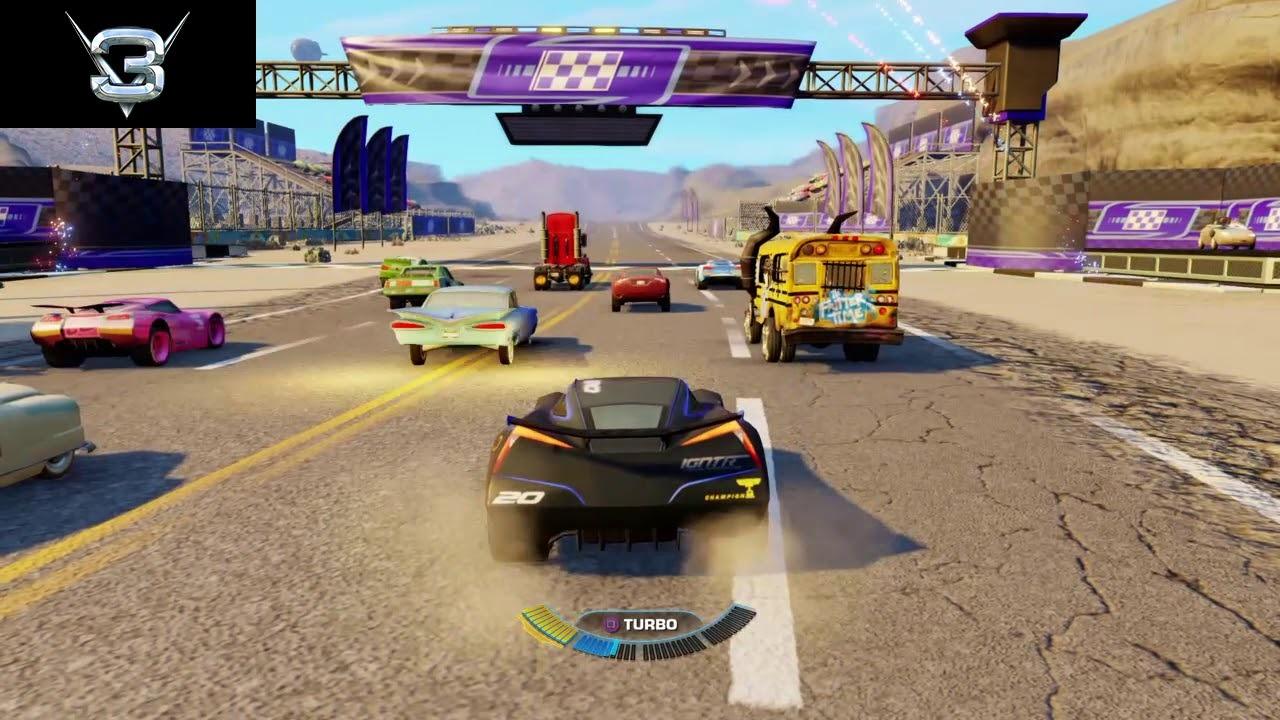 Carros 3 Correndo Para Vencer PS4 Português BR
