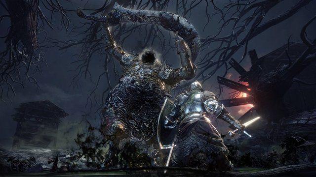 Dark Souls 3 The Fire Fades Edition - Xbox one