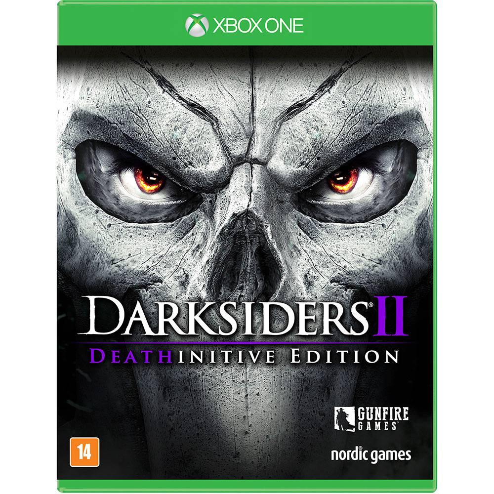 Darksiders ii: deathinitive edition xbox one screens and art.