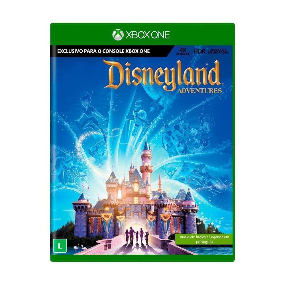 Disneyland Adventures - Xbox One - Kinect