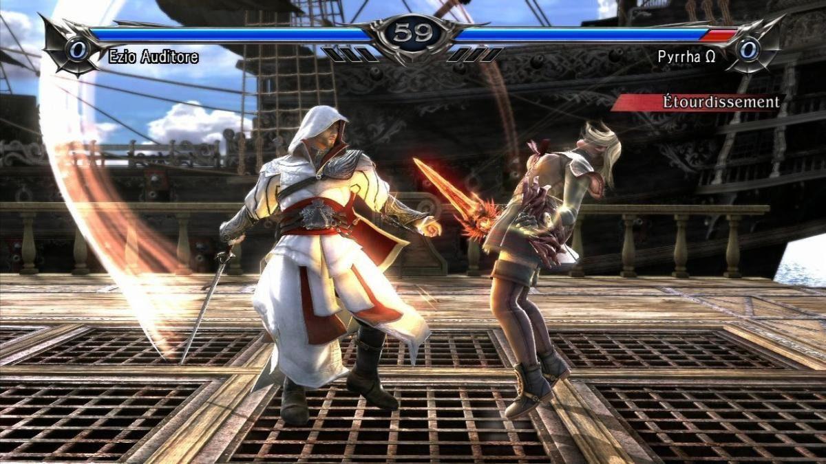 FIGHTING EDITION Tekken 6 + Soul Calibur 5 + Tekken Tag Tournament 2 - PS3