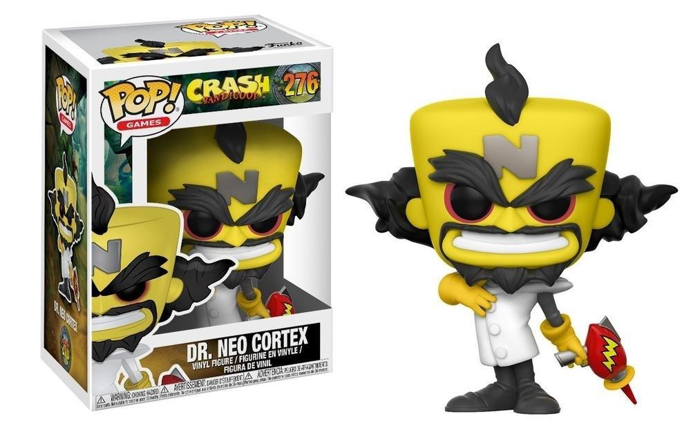 Funko Pop Games 276 - Dr Neo Cortex - Crash Bandicoot