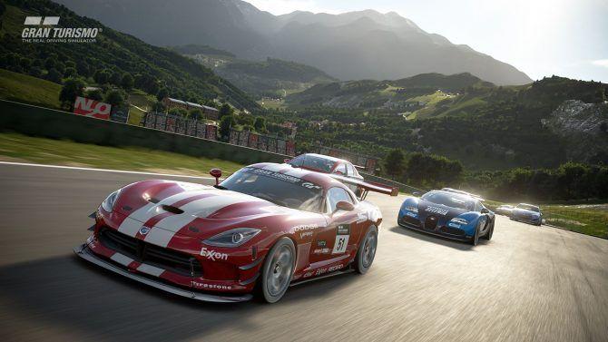 Gran Turismo Sport - PS4 - Capa Azul