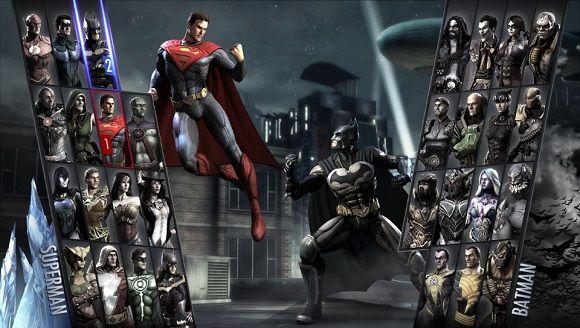 Injustice Gods Among Us Ultimate Edition (Platinum Hits)- Xbox 360