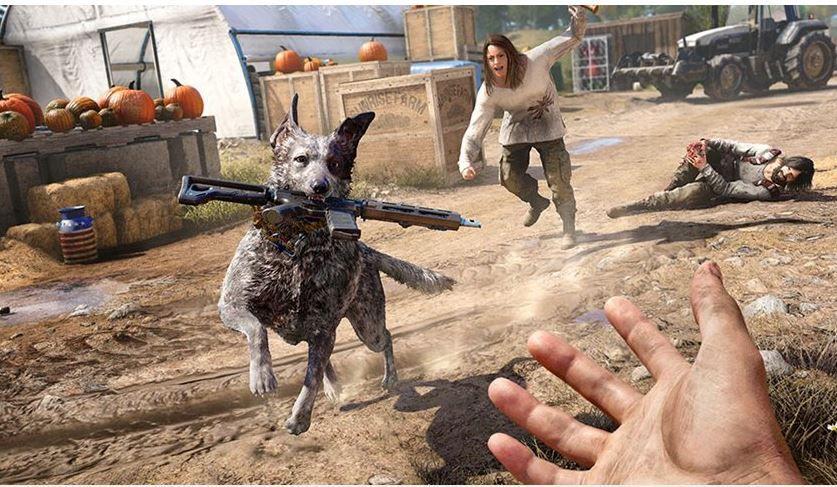 Jogo Far Cry 5 - PS4 - ( Português )