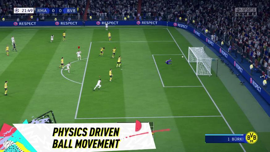 Jogo FIFA 20 - PS4
