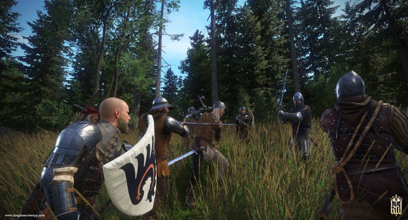 Jogo kingdom Come Deliverance - PS4
