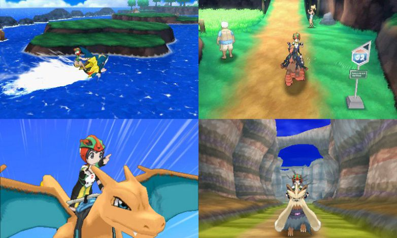 Jogo Pokemon Ultra Moon - 3DS