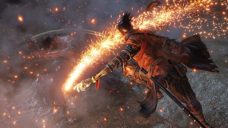 Jogo Sekiro Shadows Die Twice - PS4