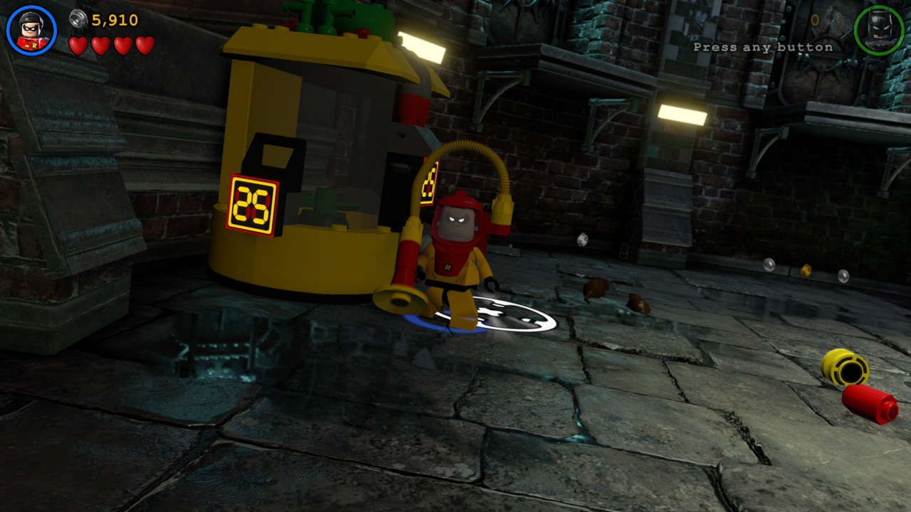 Lego Batman 3 Beyond Gothan  - PS4