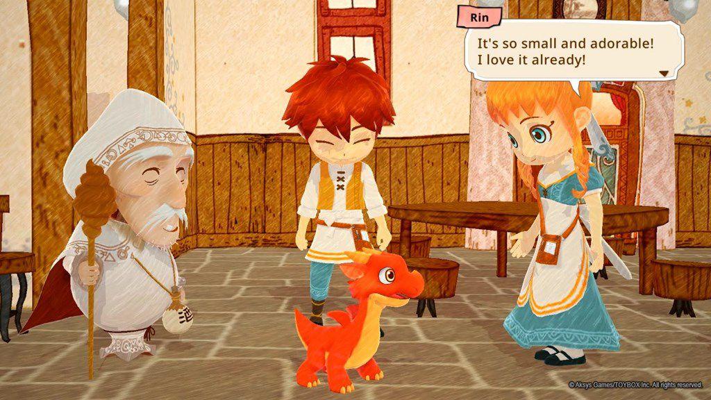 Little Dragons Café - Nintendo Switch