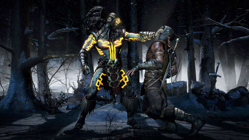 Mortal Kombat X Playstation Hits - PS4