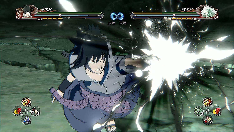 Naruto Shippuden Ultimate Ninja Storm 4 Road to Boruto - Xbox One