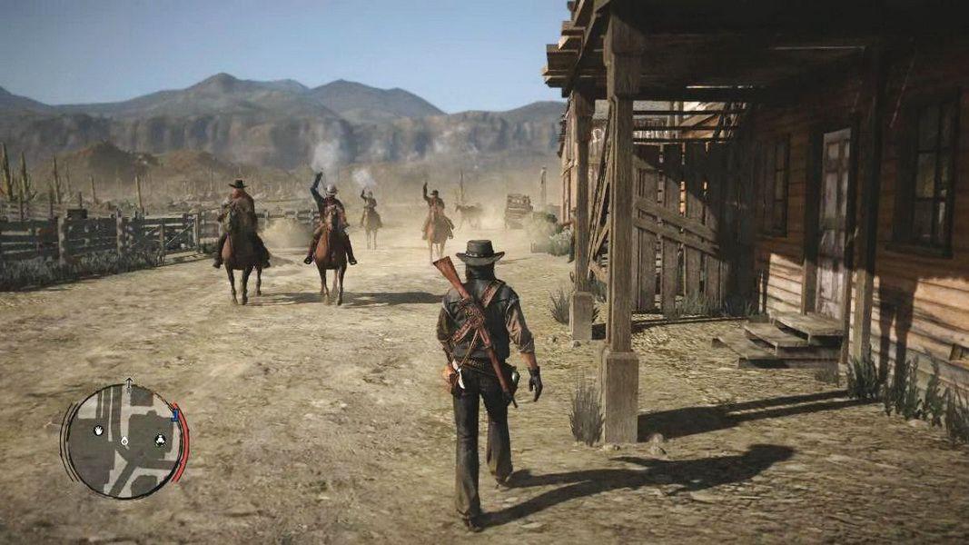 Red Dead Redemption - PS3 - Rockstar Games - FL SHOP - Games