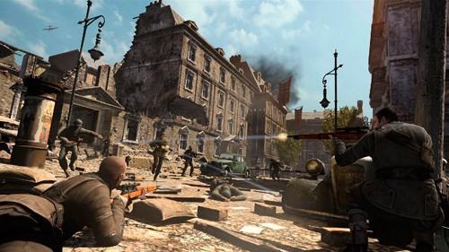 Sniper Elite V2 Silver Star Edition - Xbox 360
